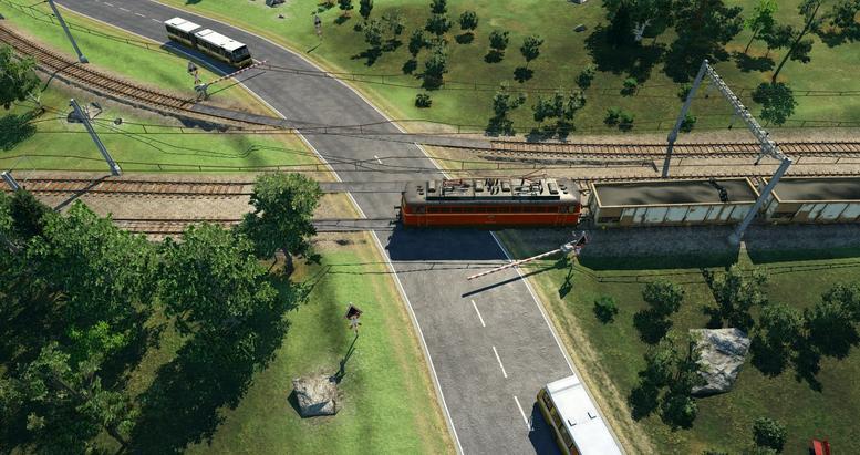 transport fever tren